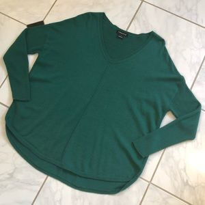 Trouve (Nordstrom) Emerald Sweater